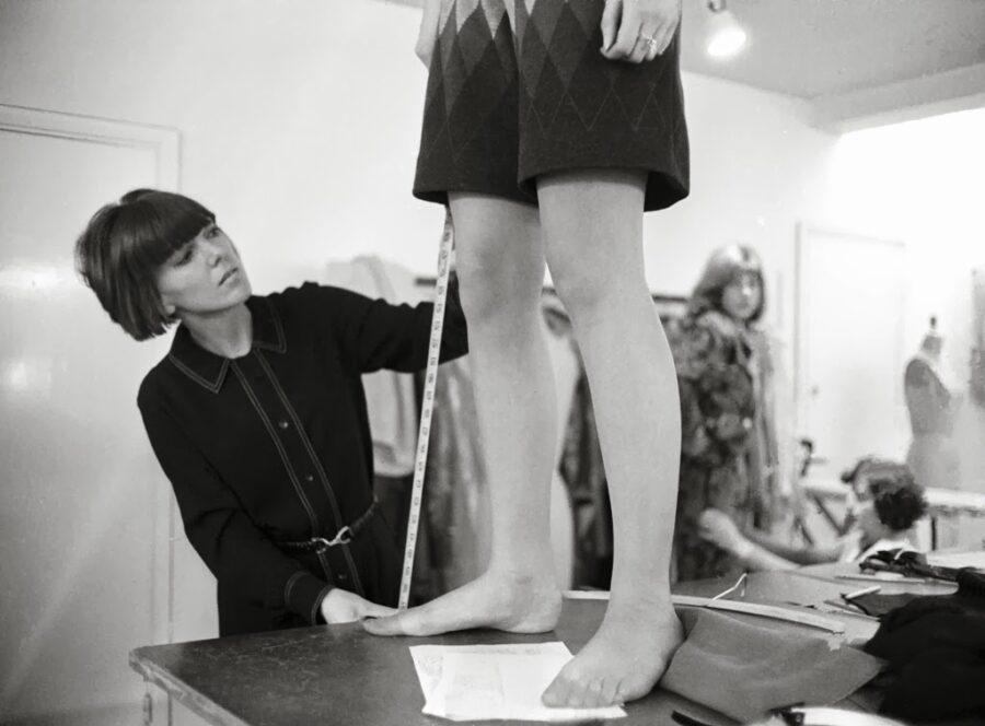 La minifalda y la diseñadora que conquistó al mundo.