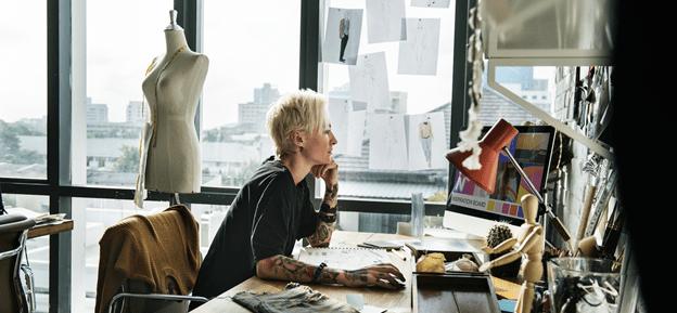 Profesiones en la industria de la moda